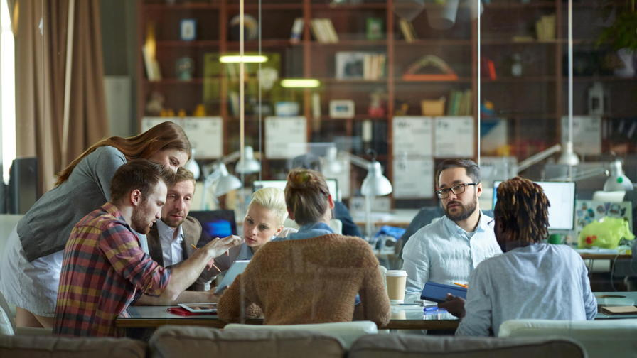 Design Thinking Is The Revolutionary Future of Workplaces