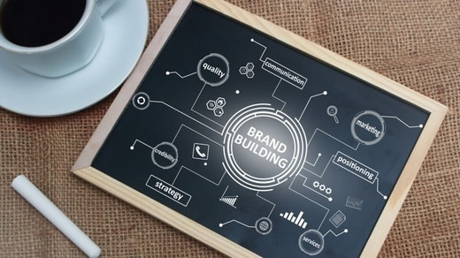 Building a brand and the factors that make up the brand