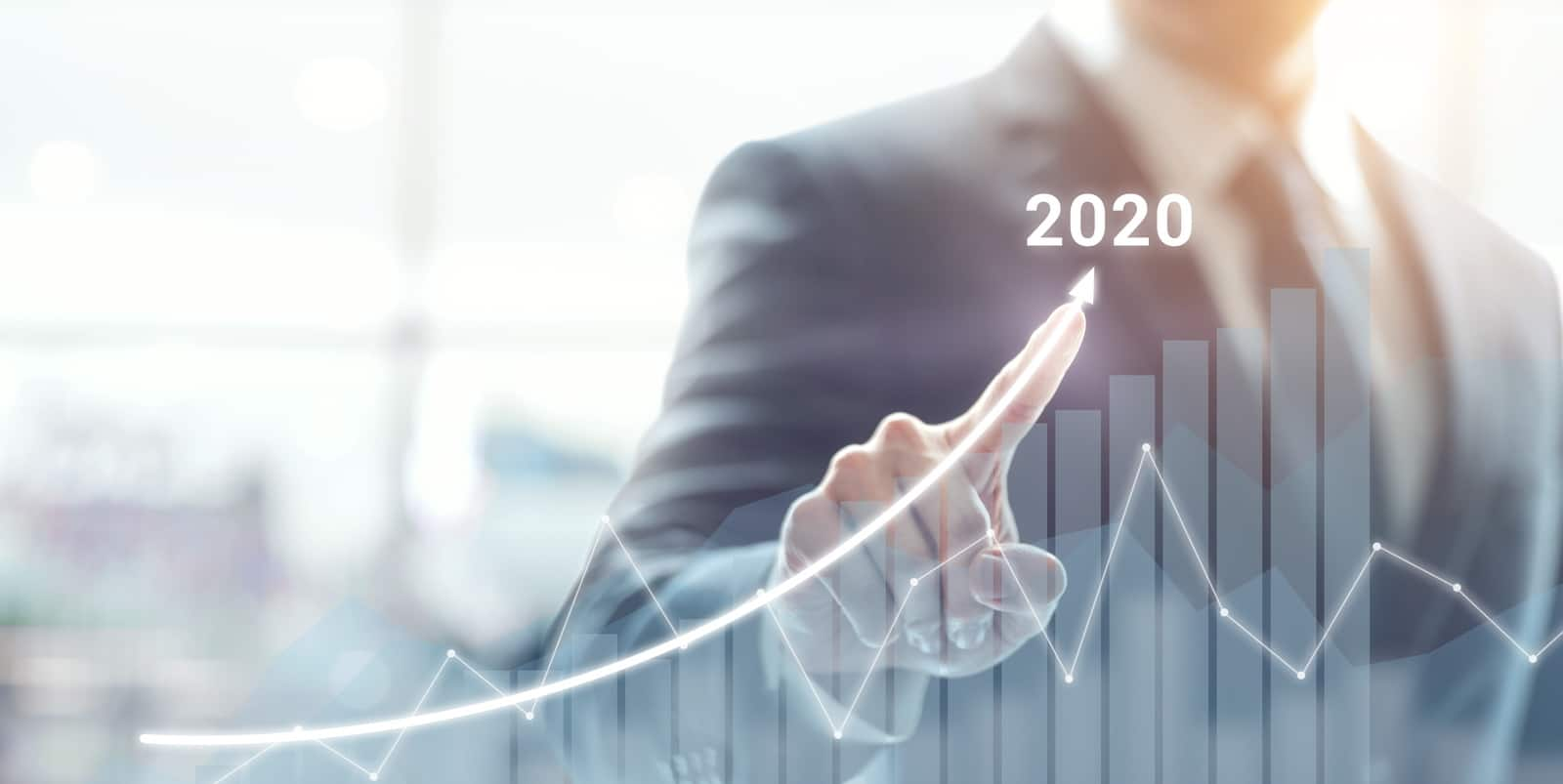 luxury brands growth in 2020
